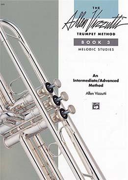 The Allen Vizzutti Trumpet Method, Book 3
