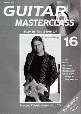 Thomas Blug - Play In The Style Of Thomas Blug