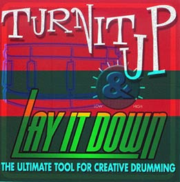 Turn it up & lay it down. The ultimate tool for creative drumming 20 bass lines