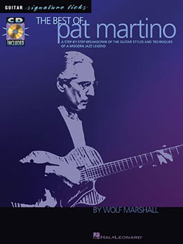 Wolf Marshall - The Best Of Pat Martino