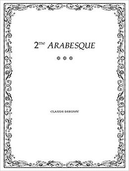 Claude Debussy - 2 Arabesque Flute With Piano