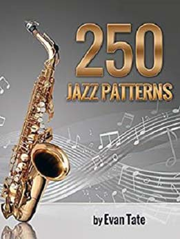 Evan Tate - 250 Jazz Patterns