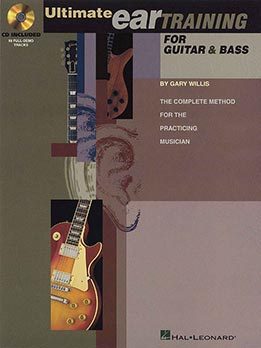 Gary Willis - Ultimate Ear Training For Guitar & Bass