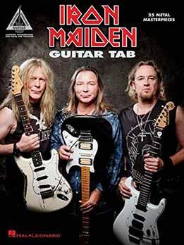 Iron Maiden - Guitar Tab. 25 Metal Masterpieces