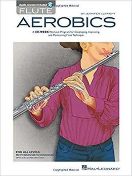 Jennifer Clipper - Flute Aerobics