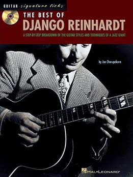 Joe Charupacorn - The Best Of Django Reinhardt