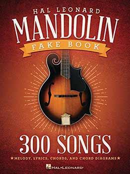 Mandolin Fake Book - 300 Songs