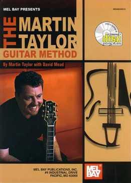 Martin Taylor & David Mead - The Martin Taylor Guitar Method