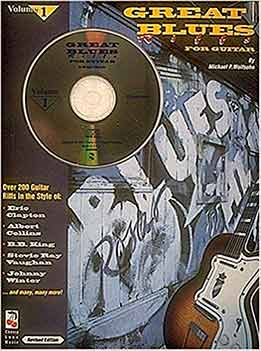 Michael P.Wolfsohn - Great Blues Riffs For Guitar Vol. 1, 2