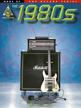 The Decade Series For Guitar - More Of The 1980s