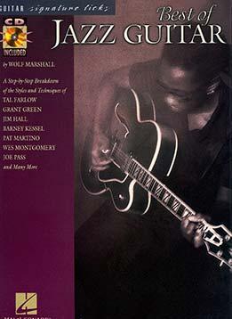 Wolf Marshall - Best Of Jazz Guitar