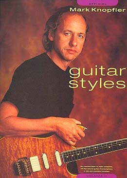 Wolf Marshall - The Guitar Style Of Mark Knopfler