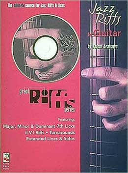 Yoichi Arakawa - Jazz Riffs For Guitar