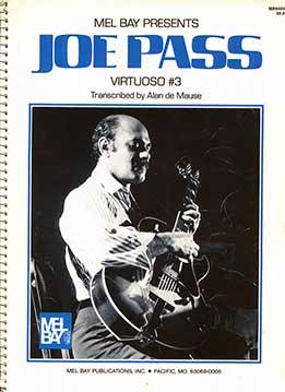 Alan de Maus - Joe Pass - Virtuoso #3