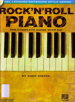 Andy Vinter - Rock'n'Roll Piano