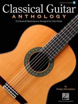 Bridget Mermikides - Classical Guitar Antology
