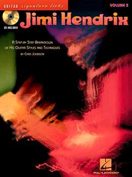 Chad Johnson - Jimi Hendrix Vol. 2