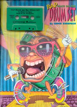 Chuck Kerrigan - Rap Beats On The Drum Set