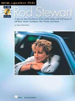 Dave Celentano - Rod Stewart