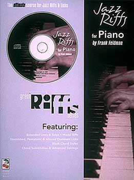 Frank Feldman - Jazz Riffs For Piano