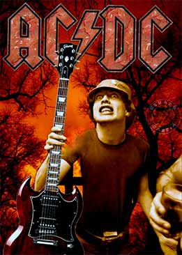Guitar Collector's - ACDC