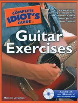 Hemme Luttjeboer - Guitar Exercises
