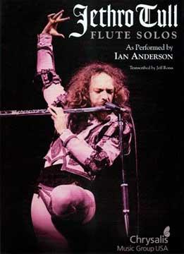 Jeff Rona - Jethro Tull - Flute Solos