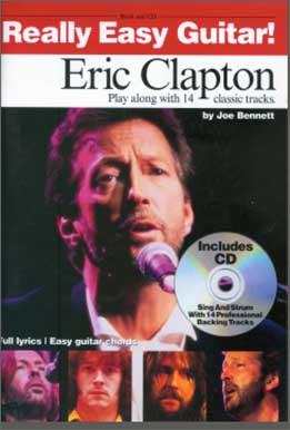 Joe Bennett - Eric Clapton Play Along With 14 Classic Tracks