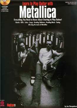 Joe Charupakorn - Learn To Play Guitar With Metallica Part 1