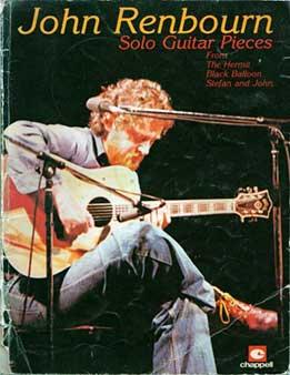 John Renbourn - Solo Guitar Pieces