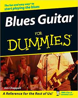Jon Chappell - Blues Guitar For Dummies