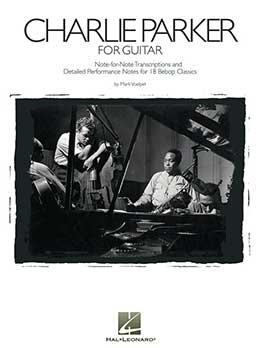 Mark Voelpel - Charlie Parker For Guitar