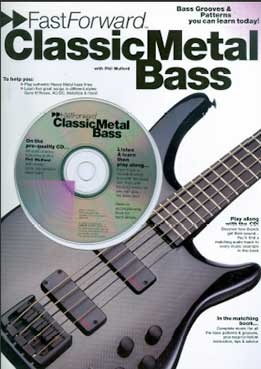 Phil Mulford - Fast Forward Classic Metal Bass