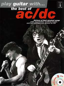 Play Guitar With ACDC