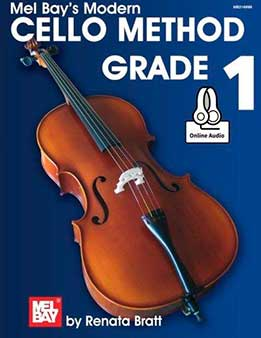 Renata Bratt - Modern Cello Method, Grade 1