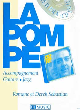 Romane & Derek Sebastian - La Pompe. Accompagnement Guitare Jazz