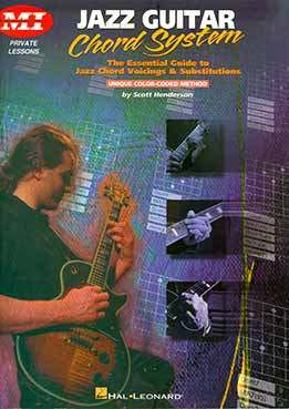 Scott Henderson - Jazz Guitar Chord System