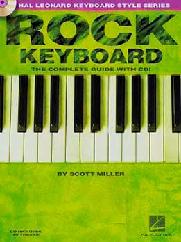 Scott Miller - Rock Keyboard