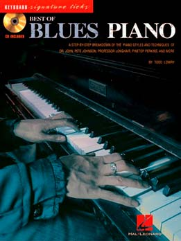 Todd Lowry - Best Of Blues Piano