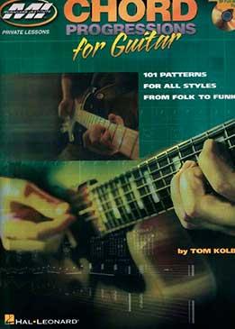 Tom Kolb - Chord Progressions For Guitar