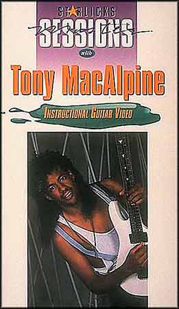 Tom Kolb - Tony Macalpine. Star Licks Master Sessions Lesson Booklet