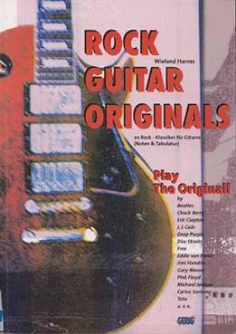 Wieland Harms - Rock Guitar Originals
