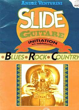 Andre Venturini – Slide Guitare