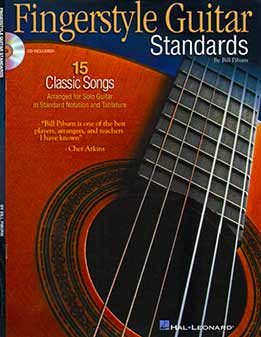 Bill Piburn - Fingerstyle Guitar Standards