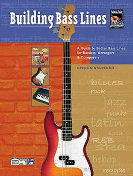 Chuck Archard - Building Bass Lines