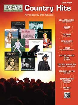 Dan Coates - Country Hits