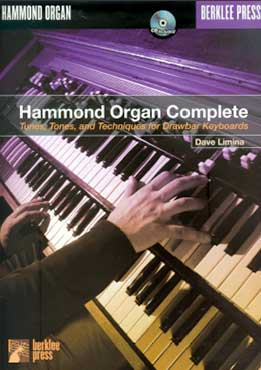 Dave Limina - Hammond Organ Complete