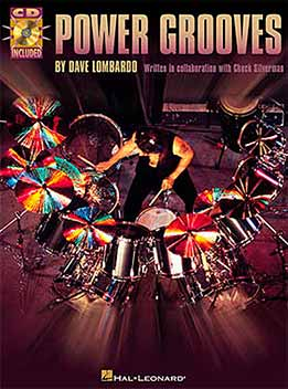 Dave Lombardo - Power Grooves