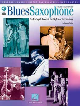 Dennis Taylor - Blues Saxophone
