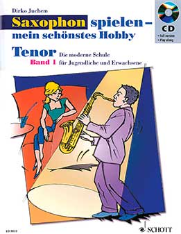 Dirko Juchem - Saxophon Tenor Schule Band I